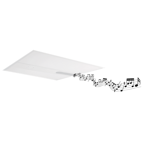 Mioled Speaker Panel Luminaires