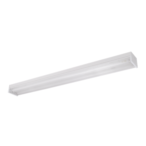 Clear Emergency Luminaire