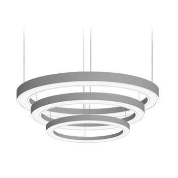 Surface Mounted Architectural Office Luminaires