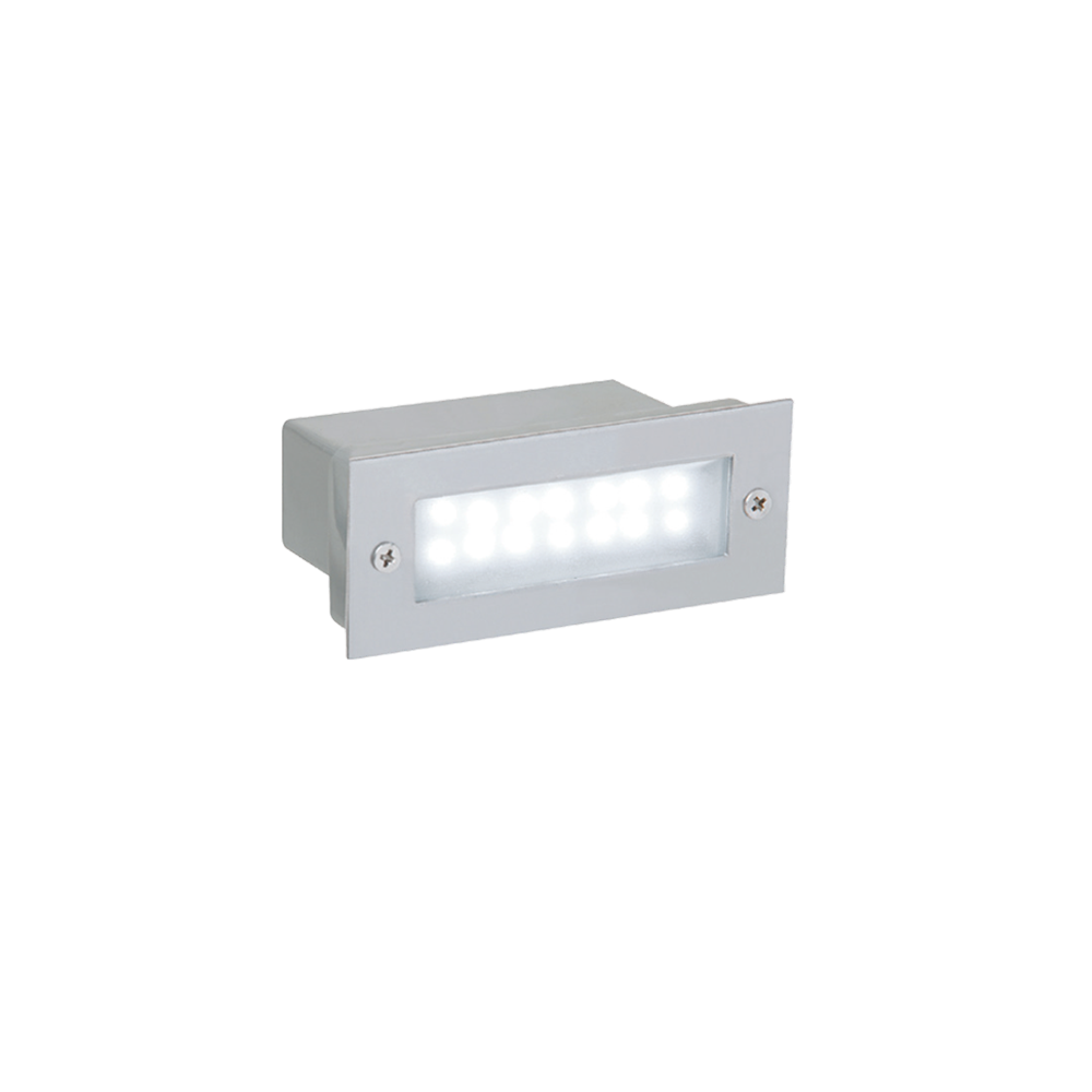 Leraled 14 LEDli Recessed Wall Applique Luminaires
