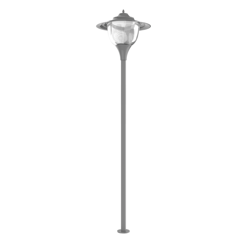 Mesaled LED Park and Garden Luminaire