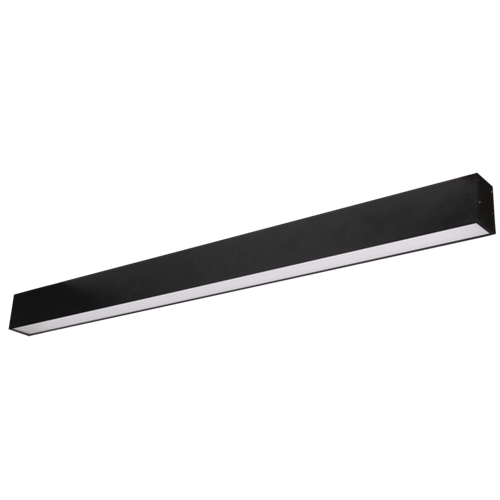 Surface Mounted Eterna Linear Luminaires (57mm)