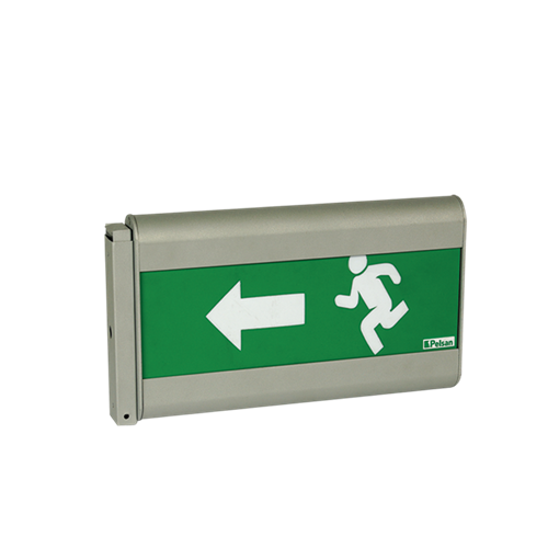Profile Wall Emergency Exit Luminaire