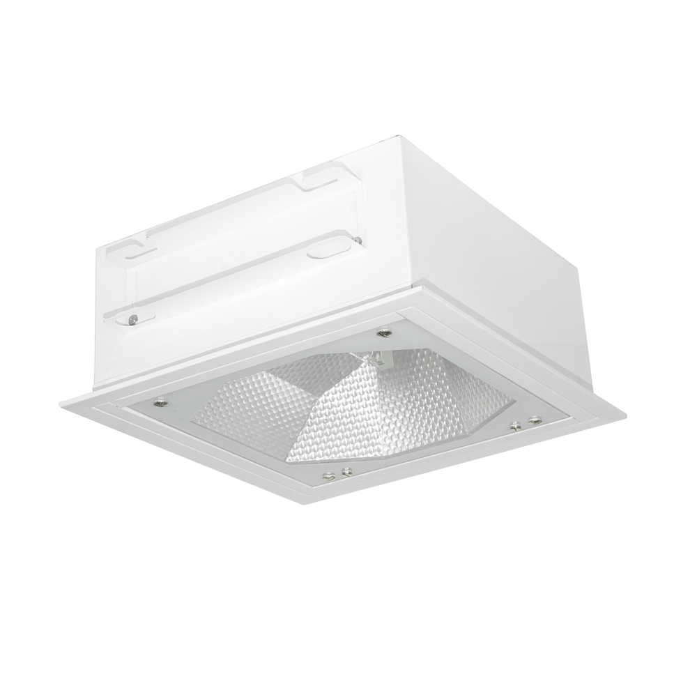 Recessed Hekter Canopy Luminaires