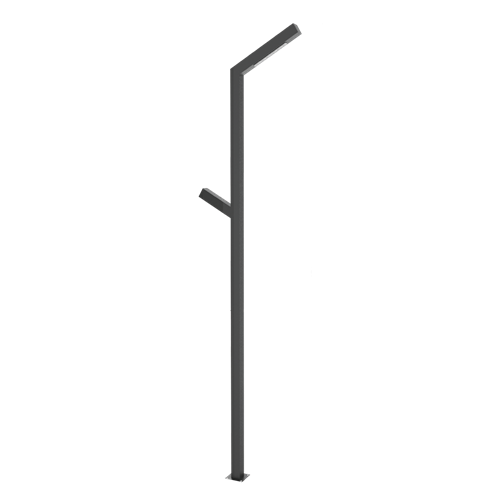 Olimpos R LED Park and Garden Luminaire
