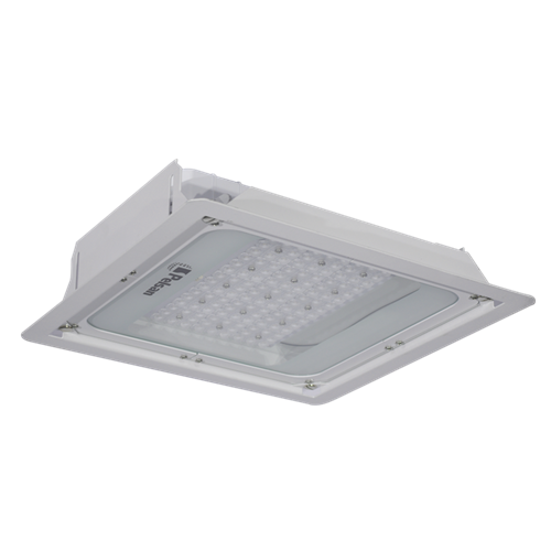 Recessed Piroliz LED Canopy Luminaires